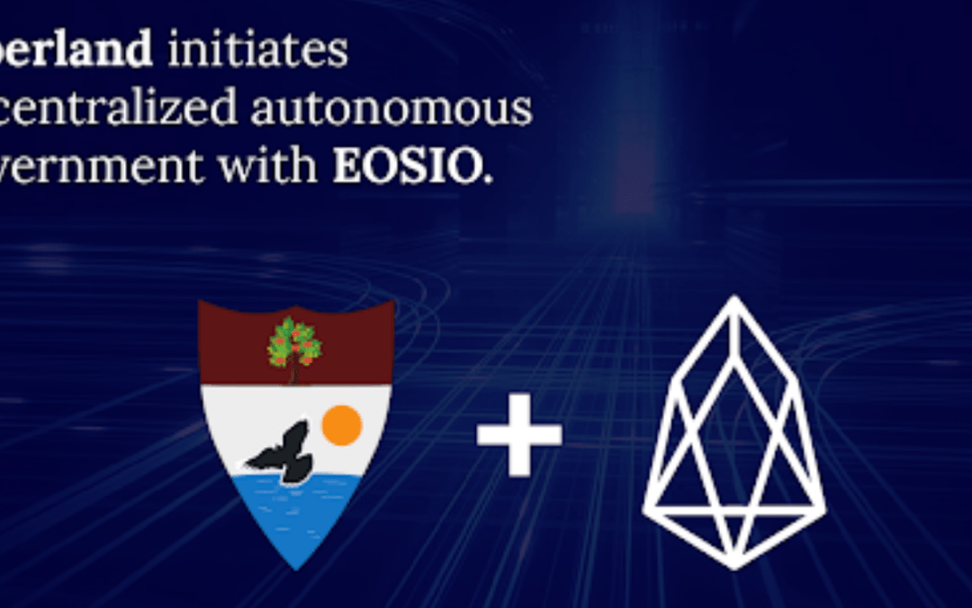 38 – First Government on a Blockchain! Liberland Chooses EOSIO